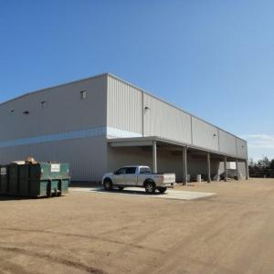 Leduc Operations Building
